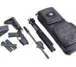 Ruger SR 556 takedown AR15 .223 New unfired with carrying case will throw in a box of ammo.