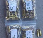 223 mixed brass / $10 per bag of 50 / 5 bags.