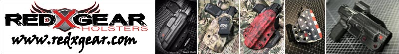 RedX Gear | Premium Holsters and Accessories